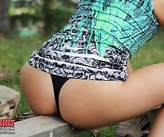Upskirt cam free shots of hot gals